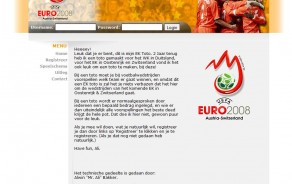 Website: EK 2008 Toto