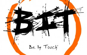 Logo: Be In Touch 2007