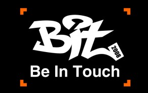 Logo: Be In Touch 2008